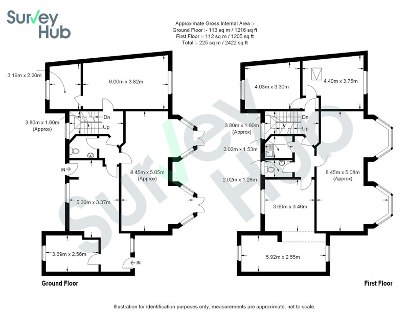 Floor plan design what s involved survey hub for Residential blueprints
