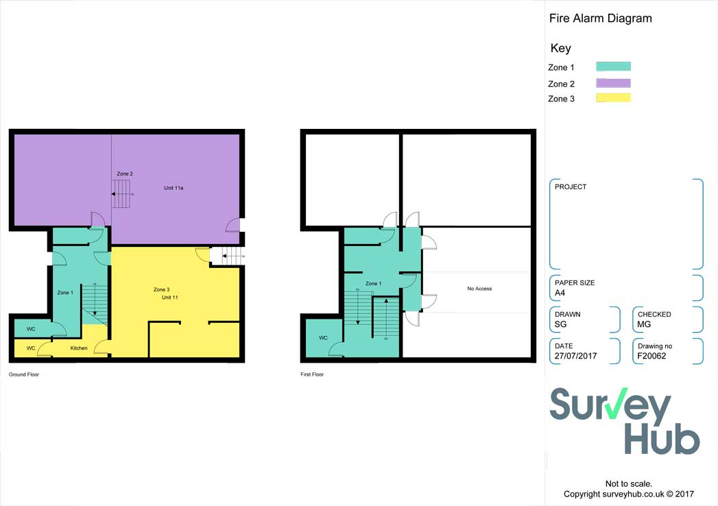 Residential Zone Diagrams